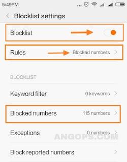 blokir-nomor-di-xiomi