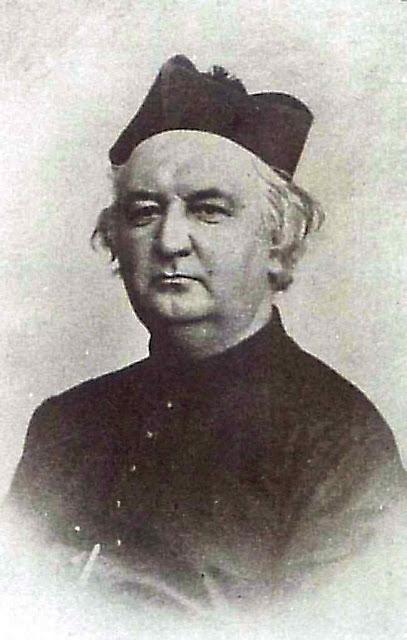 Príncipe Ivan Sergio Gagarin (1814 -1882) já jesuíta