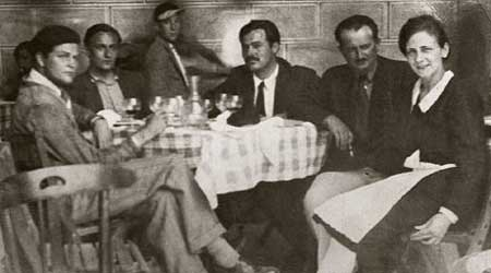 an analysis of the characters of jake and brett in the sun also rises by ernest hemingway The sun also rises is comprised of three books that are narrated by jake barnes ,  during the 1920s, ernest hemingway began to live in paris, mingling with a   the character brett is similarly based on a real-life person named lady duff.