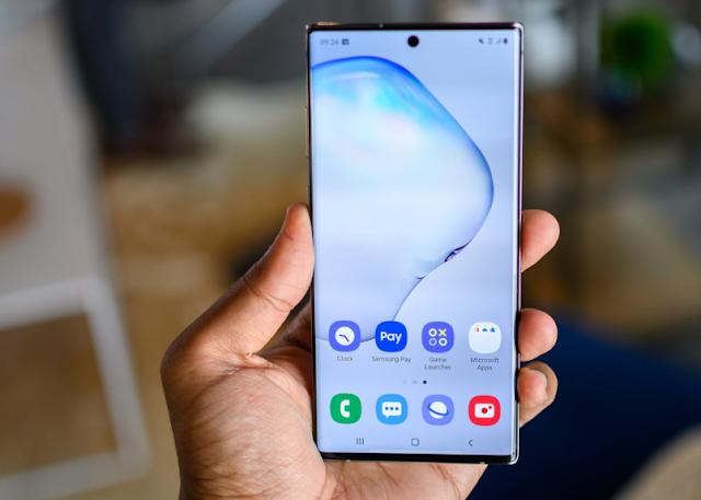 Spesifikasi Unggul Samsung Note 10 Plus