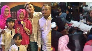 Lina Mantan Istri Sule Meninggal karena Serangan Jantung, Sepekan Lalu Kumpul Bersama 5 Anaknya
