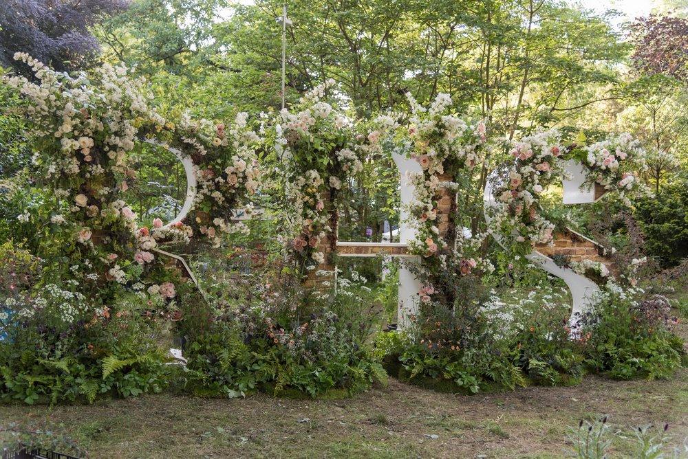 Virtual Chelsea. La RHS celebra virtualmenta el festival floral Chelsea Flower Show 2020