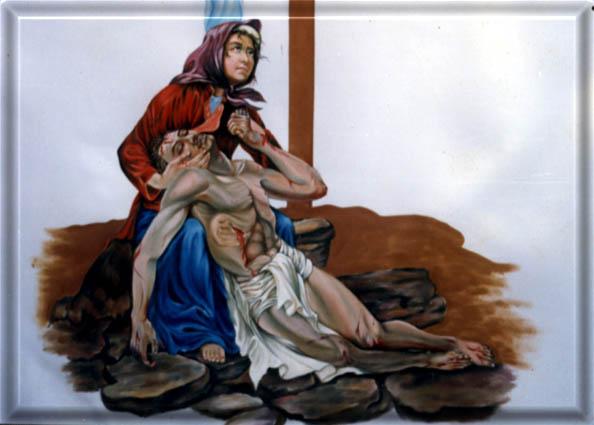 Thứ Năm Tết Trung Thu, Lễ Đức Mẹ Sầu Bi: Mẹ của mọi người   Nhà Thờ Thái Hà