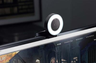 Gaming Camera for Streaming - Razer Kiyo Webcam