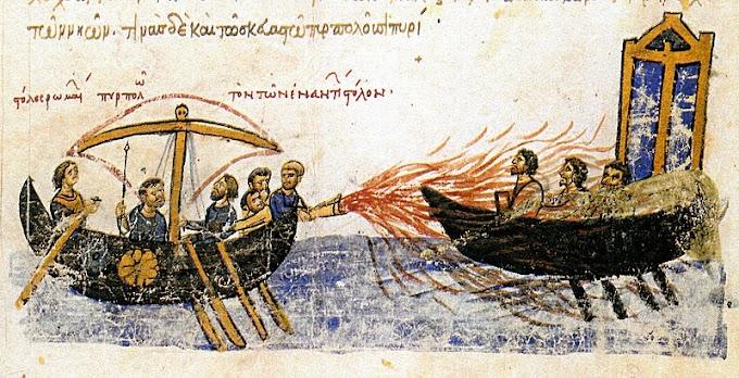 Greek Fire: Secret Weapon of The Byzantine Empire