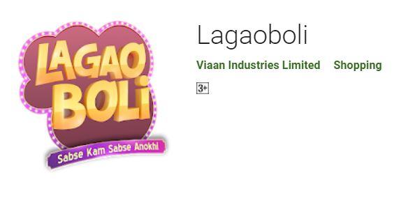 Lagao Boli App - Zee TV Live Game Show, Win Car, LagaoBoli App Bid