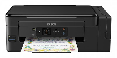 Download Driver Epson EcoTank ET-2650
