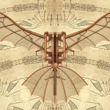 Pesawat Leonardo da Vinci