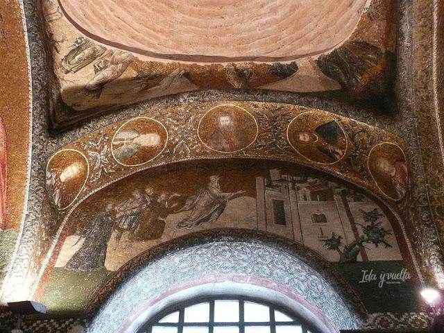 San Salvador de Cora mosaicos
