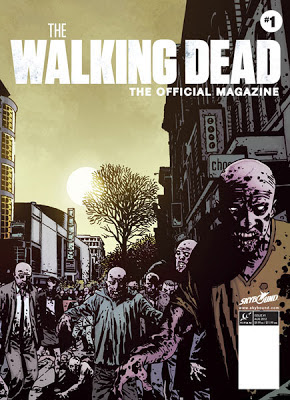 The Waking Dead official mag1