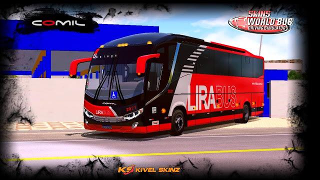 COMIL 1200 4X2 - VIAÇÃO LIRABUS