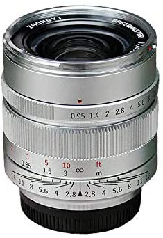 Mitakon Speedmaster 17mm f/0.95, серебристый