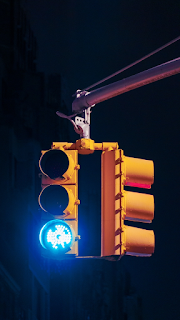 Traffic Light Mobile HD Wallpaper