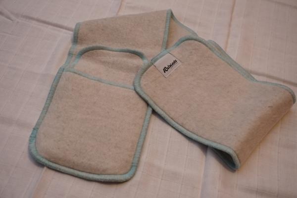 wkłady do pieluszek wielorazowych - wkład len-bambus