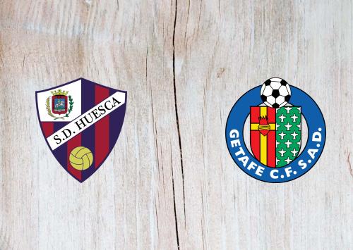Huesca vs Getafe -Highlights 25 April 2021