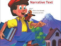 Contoh Narrative Text Lucu Pinocchio