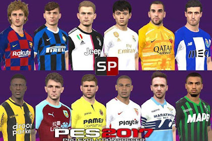 Option File Update For Smoke Patch V17.0.6 #13-07-2019 - PES 2017
