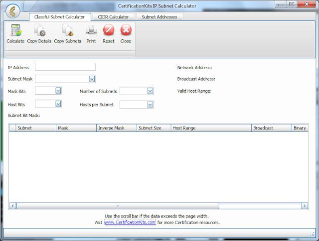 Download IP Subnet Calculator Full Verion 2017 - Kumplit Software