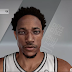 Demar Derozan Cyberface By 1qazqq [FOR 2K20]