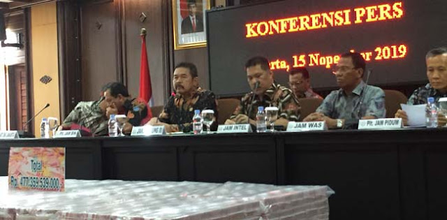 "Sesuai Arahan Jokowi, ST Burhanudin Bakal ""Binasakan"" Jaksa Nakal"