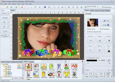 برامج تعديل الصور, برنامج اضافة إطارات الصور, برامج الصور والتعديل عليها مجانا, تحميل برنامج اطارات الصور, برنامج Mojosoft Photo Frame Studio لاضافة إطارات الصور