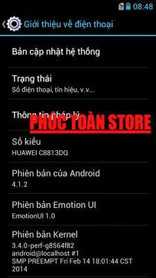 Tiếng Việt Huawei C8813DQ 4.1.2 alt