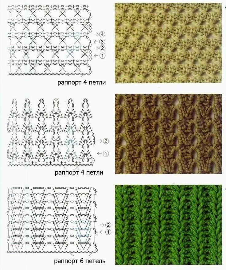 Patrones De Puntos Crochet | www.imagenesmi.com