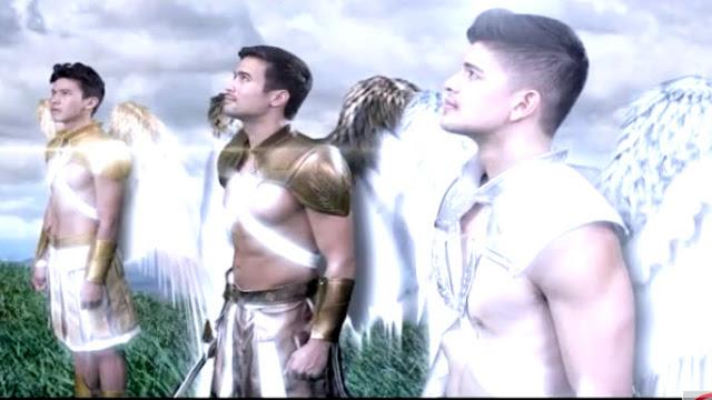archangel Armen, Josiah, dan Eldon