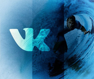 VK ... Surf ON the Web.