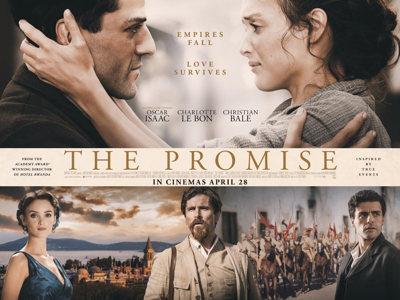 The Promise (2017) Christian Bale, Oscar Isaac, Charlotte Le Bon