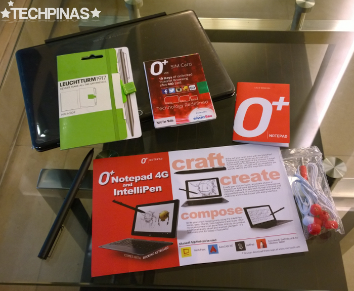 O+ NotePad 4G, O+ Laptop, O+ Tablet