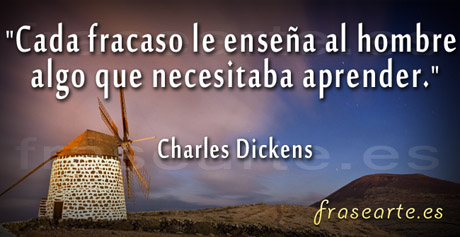 Citas de Charles Dickens