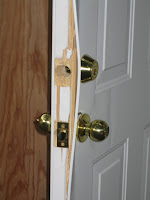 Broken door lock Portland locksmith