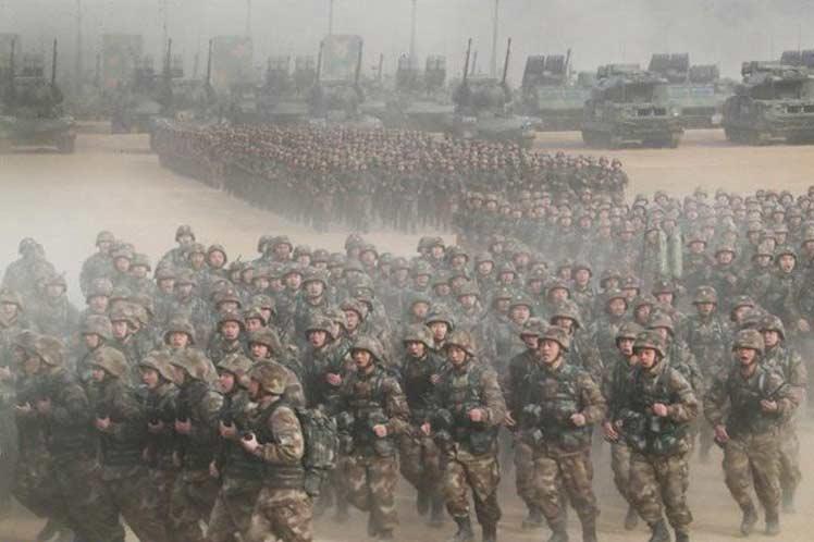 Militer+china.jpg (748×498)