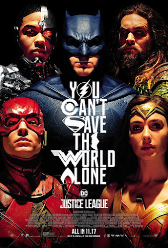 Justice League (HDRip 720p Ingles Subtitulada) (2017)