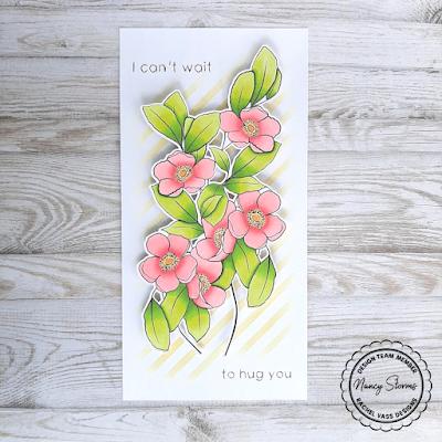 Rachel Vass Designs - Silky Camellia