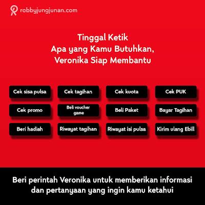 fitur asisten virtual telkomsel
