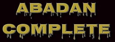 ABADAN CHAPTER B KARSHE