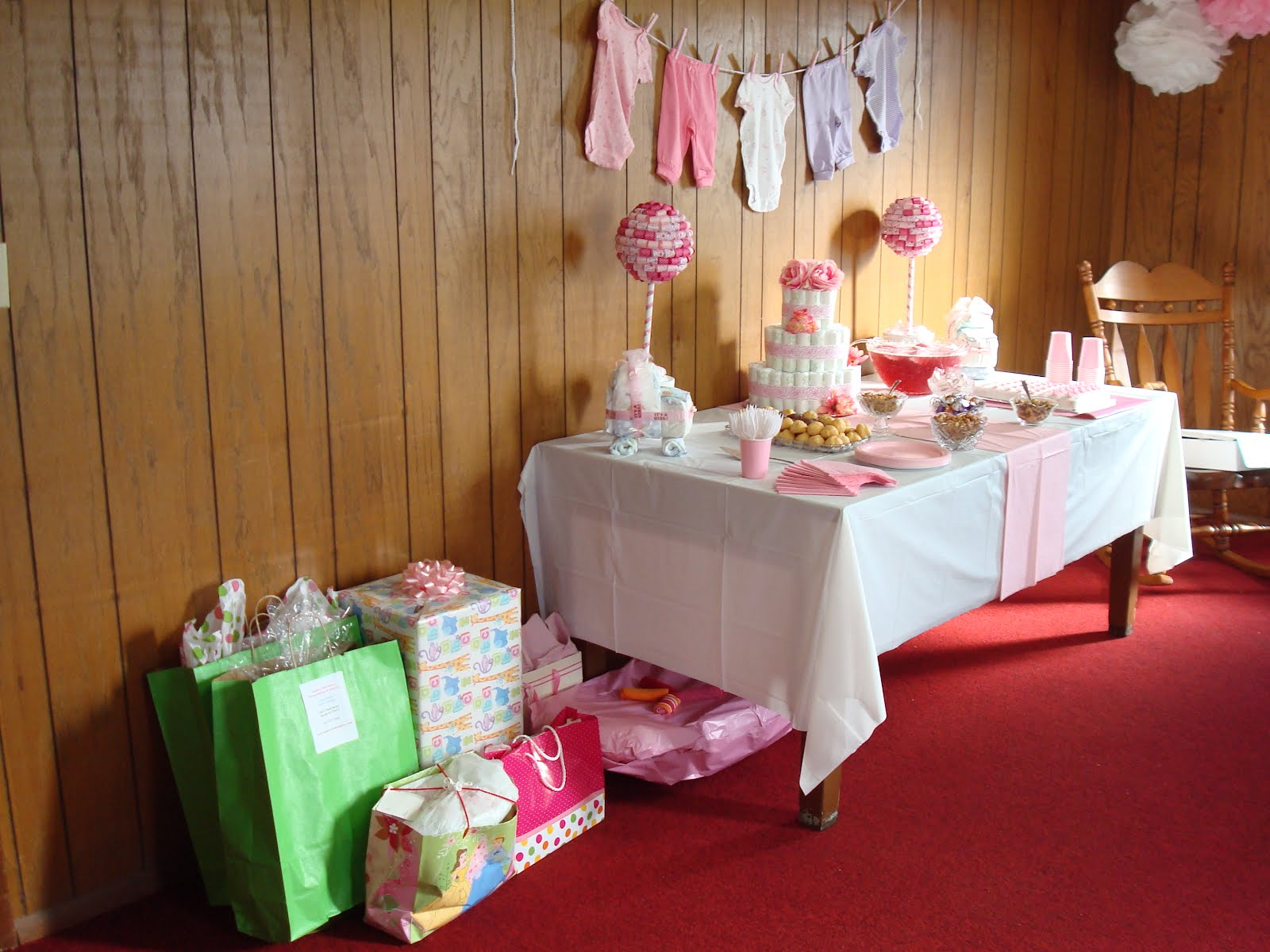 A Day In The Life Of Preachmans Wife Baby Shower Success