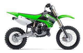 Kawasaki 2012 Kawasaki Kx85