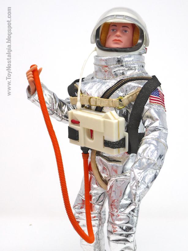 ACTIONMAN Astronauta - Línea de vida (ACTION MAN ASTRONAUT  HASBRO-PALITOY)