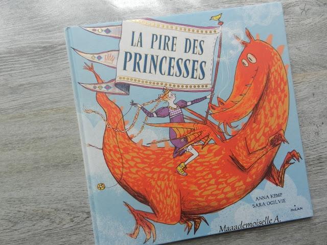 || La pire des princesses (Présentation & Avis)(Chut, les enfants lisent # 60)