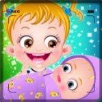 لعبة بيبي هازل حقن تطعيم شقيقها صغير