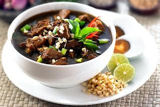 Kuliner Indonesia - Rawon