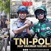 TNI-Polri Dan Instansi Lain Di Sulsel Bersatu Melaksanakan Operasi Lilin Diakhir 2019
