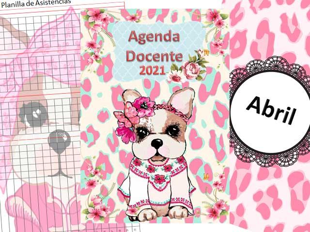 Agenda Docente 2021 - Simones - 177 páginas