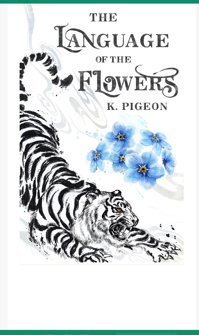 Book Review: The Language of The Flowers by K.Pigeon