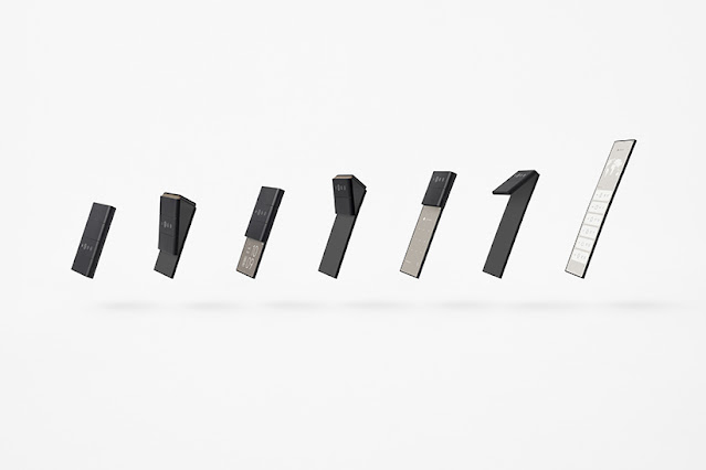nendo slide phone