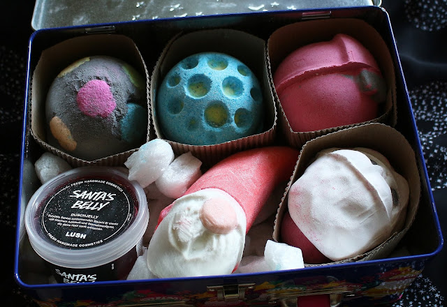 Lush-Jolly-Holidays-Geschenkset-Review