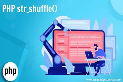PHP str_shuffle() Function